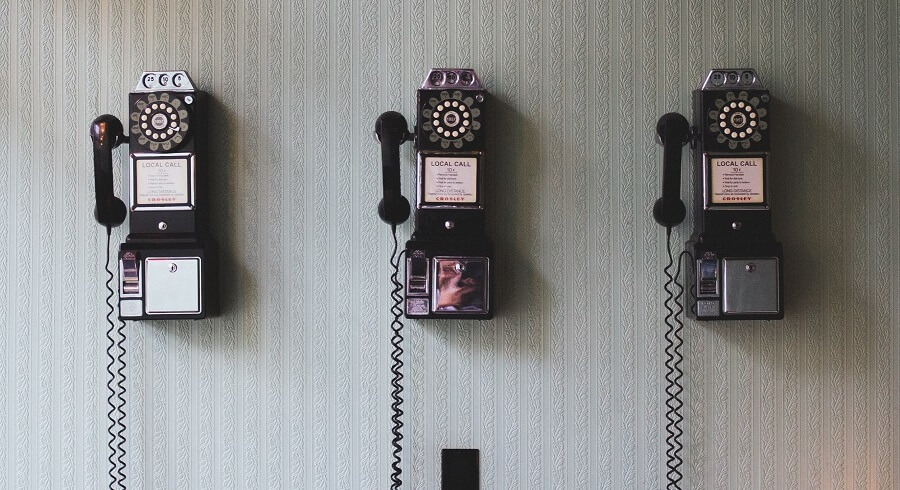 old fashioned phones